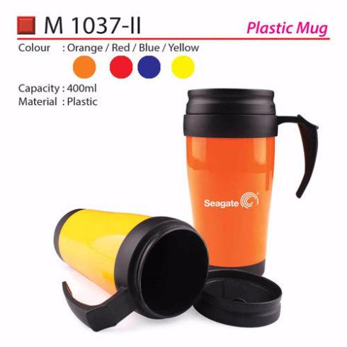 Plastic Mug (M1037-II)