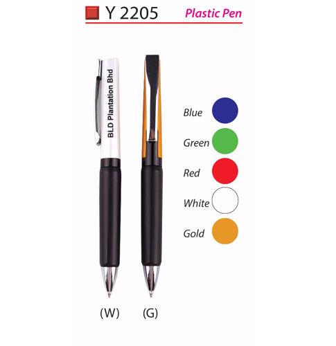 Plastic pen (Y2205)