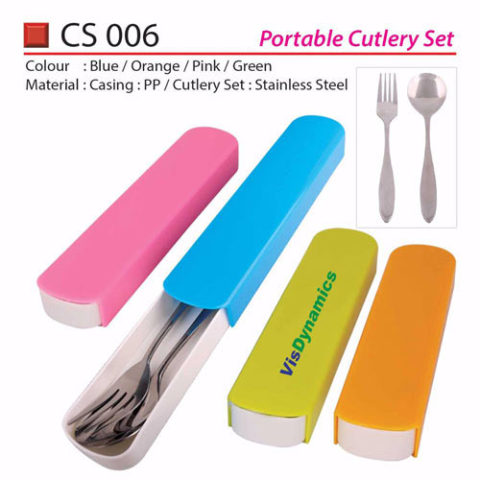 Portable Cutlery Set (CS006)