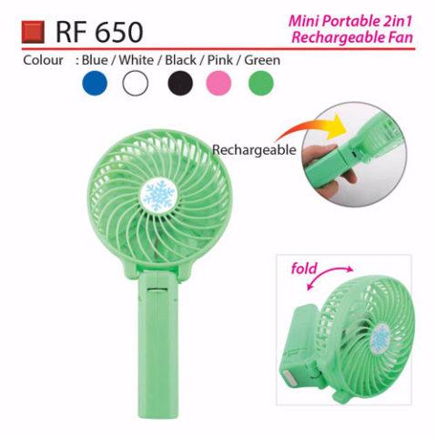 Portable Fan (RF650)