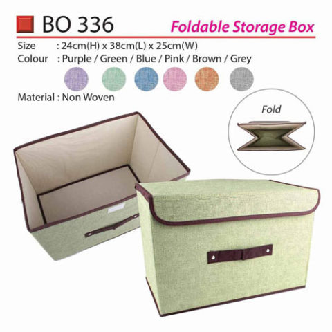 Foldable Storage Box (BO336)