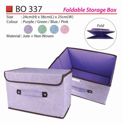 Foldable Storage Box (BO337)