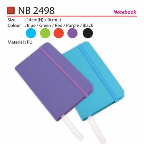 PU Notebook (NB2498)