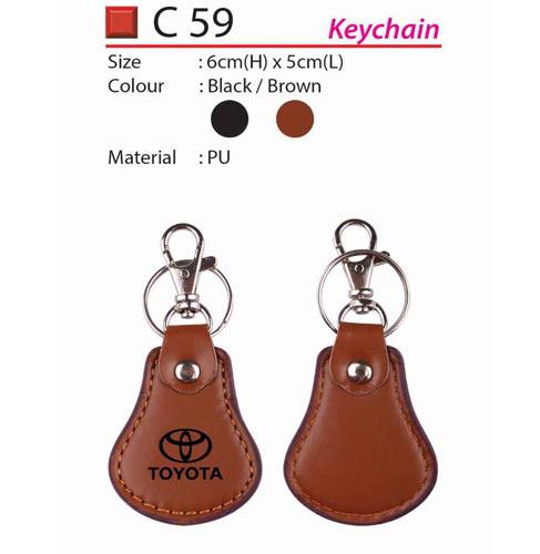 PU Keychain (C59)