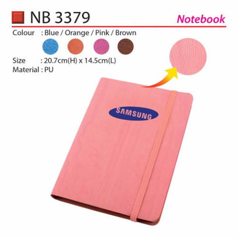 PU Notebook (NB3379)