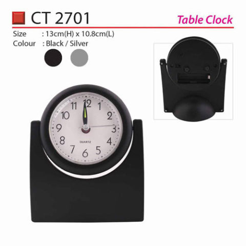 Table Clock (CT2701)