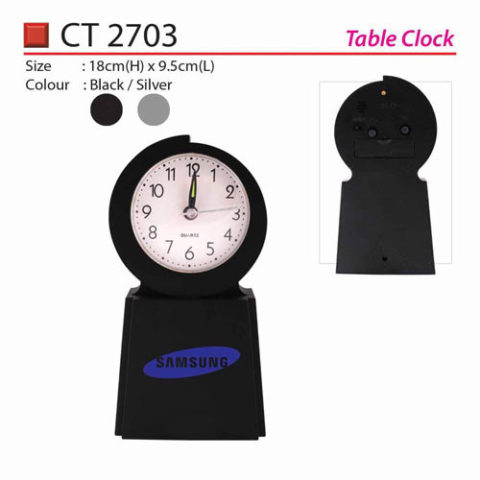 Table Clock (CT2703)