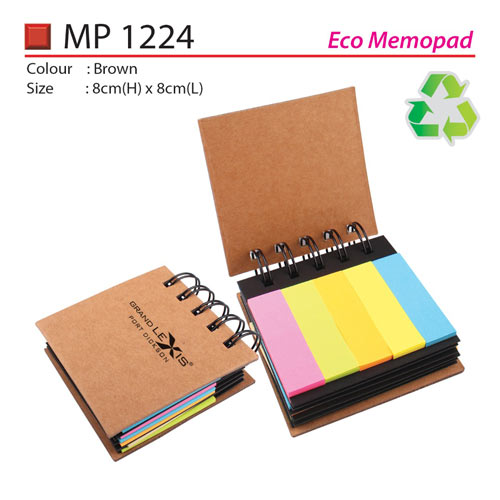 Eco Sticky Notes (MP1224)
