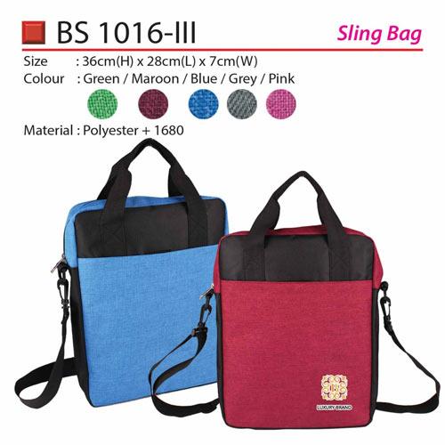 Sling Bag (BS1016-III)