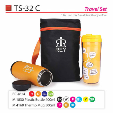 Travel Set (TS-32C)