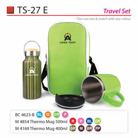 Travel Set (TS-27E)