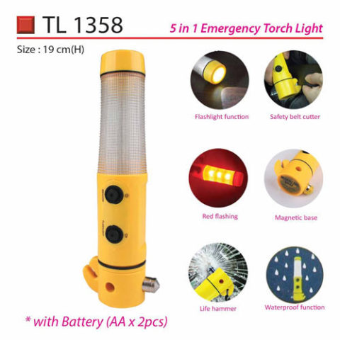 Emergency Torch Light (TL1358)
