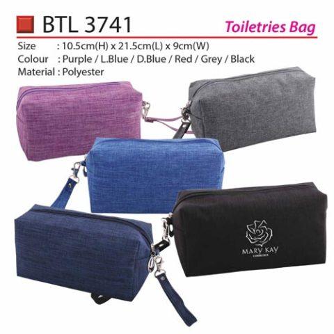 Polyester Toiletries Bag (BTL3741)