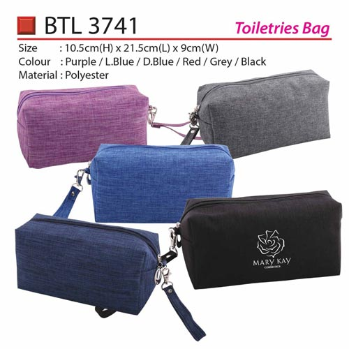 Polyester Toiletries Bag (BTL3741)