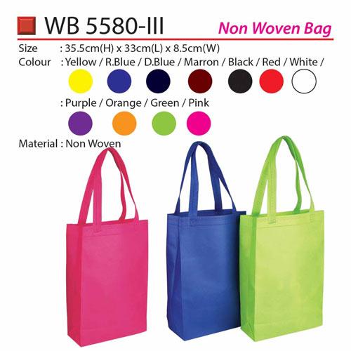 Budget Non Woven Bag (WB5580-III)