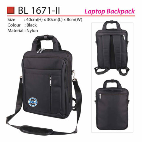 Laptop Backpack (BL1671-II)