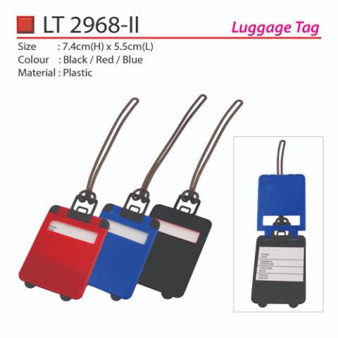 Trendy Luggage Tag (LT2968-II)