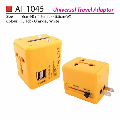 Universal Travel Adapter (AT1045)
