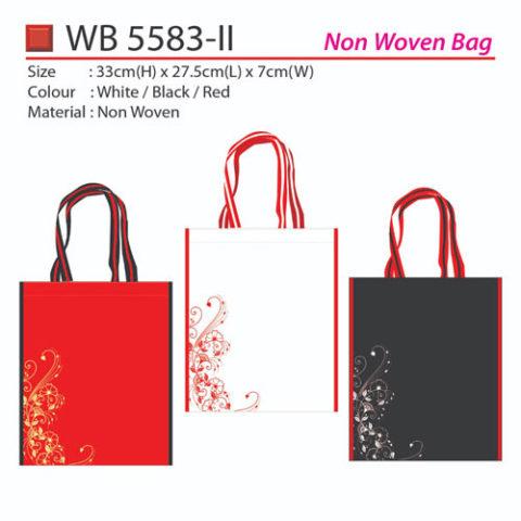 Pattern Non Woven Bag (WB5583-II)