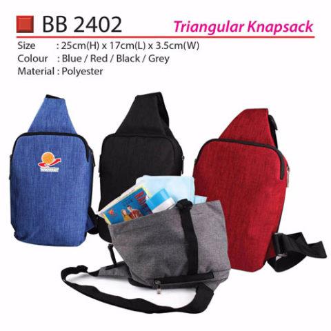 Triangular Knapsack (BB2402)