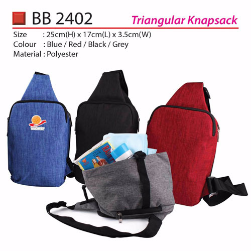 Triangular Knapsack (BB2402)
