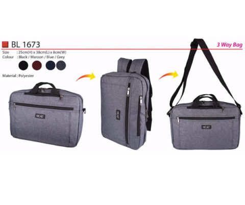 3 way bag (BL1673)