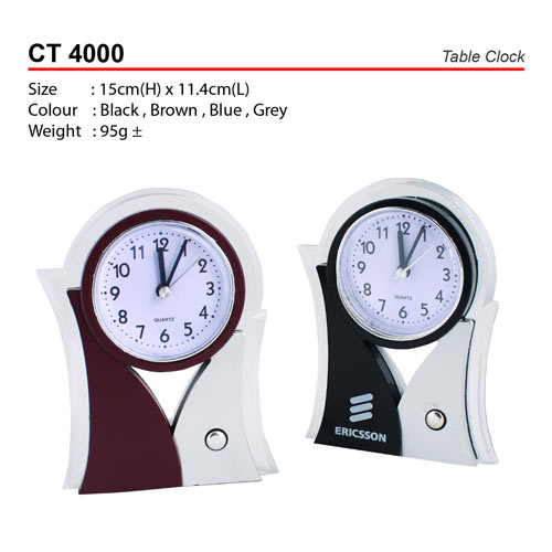 Table Clock (CT4000)