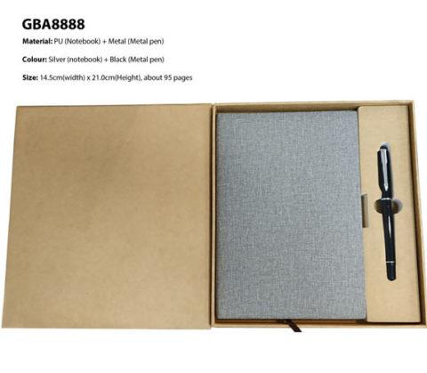Big Notebook Set (GBA8888)