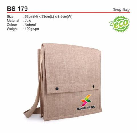 Jute Sling Bag (BS179)