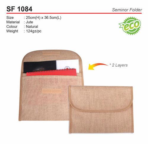 Jute Seminar Folder (SF1084)