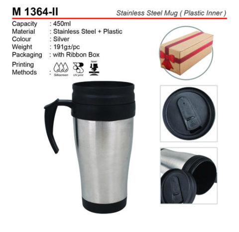 Budget Metal Mug (M1364-II)