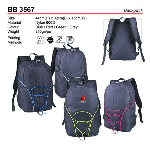 Trendy Backpack (BB3567)