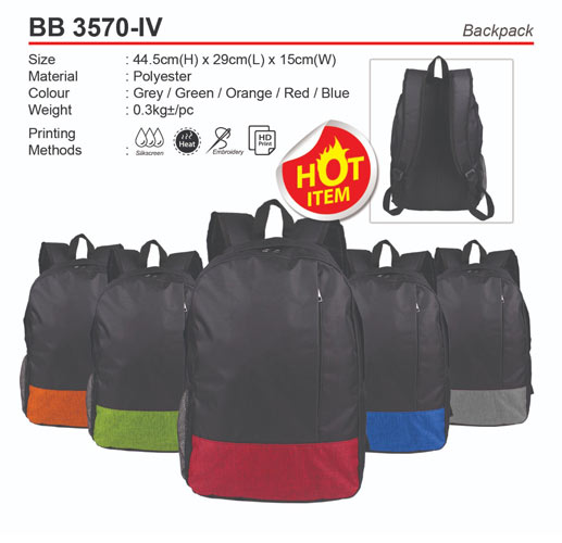 Budget Backpack (BB3570-IV)