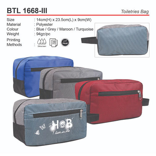 Toiletries Bag (BTL1668-III)