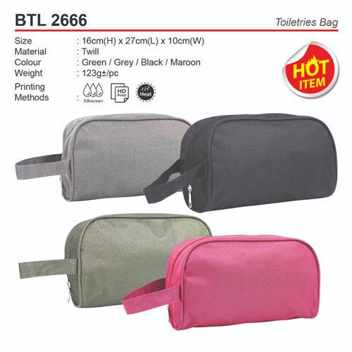 Budget Toiletries Bag (BTL2666)