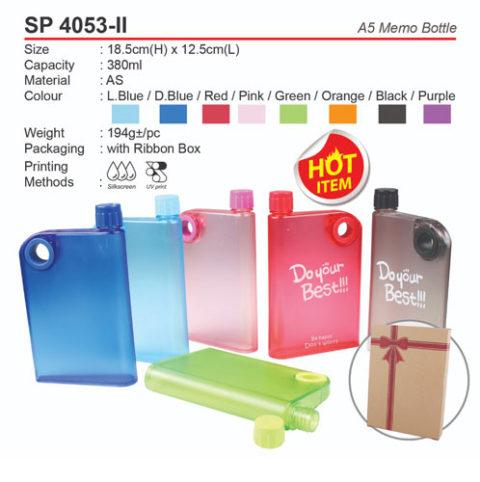 A5 Memo Bottle (SP4053-II)