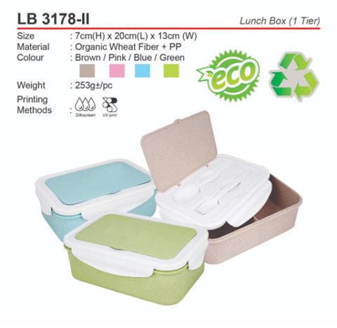 Eco Lunch Box (LB3178-II)