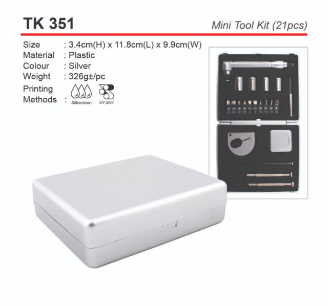Mini Tool Kit (TK351)