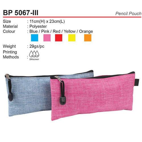 Pencil Pouch (BP5067-III)