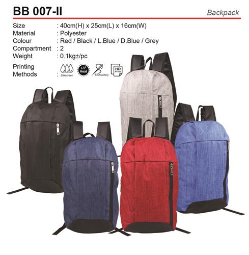 Budget Backpack (BB007-II)