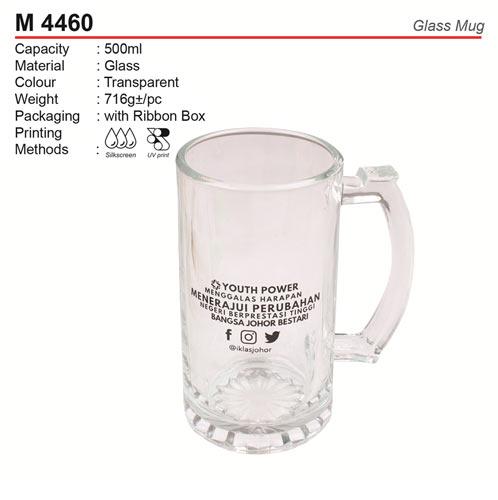 Glass Mug (M4460)