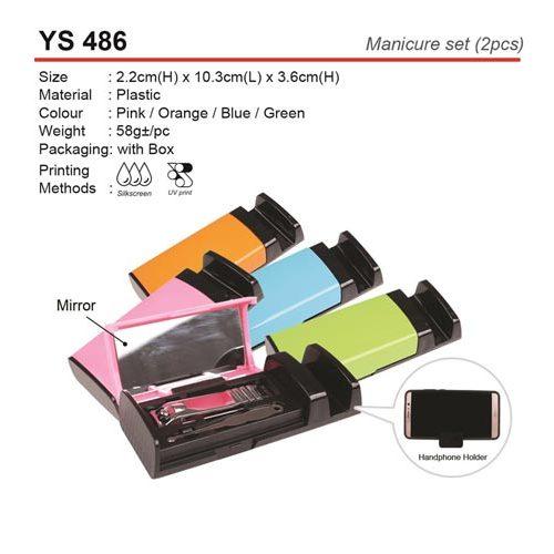 Manicure Set (YS486)