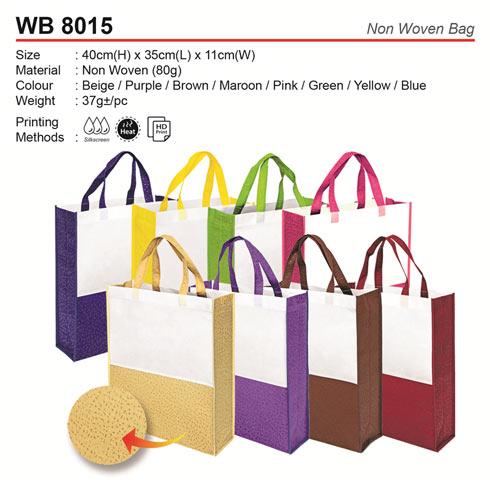 Fashion Non Woven Bag (WB8015)