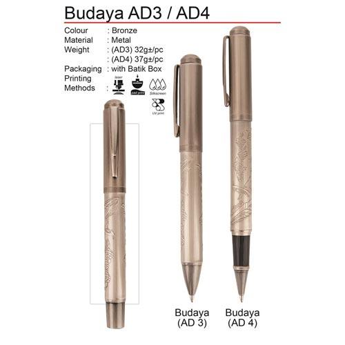 Budaya Metal Pen (AD3/AD 4)