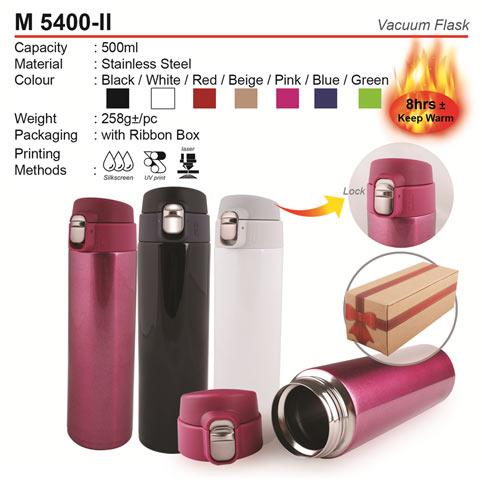 Vacuum Flask (M5400-II)