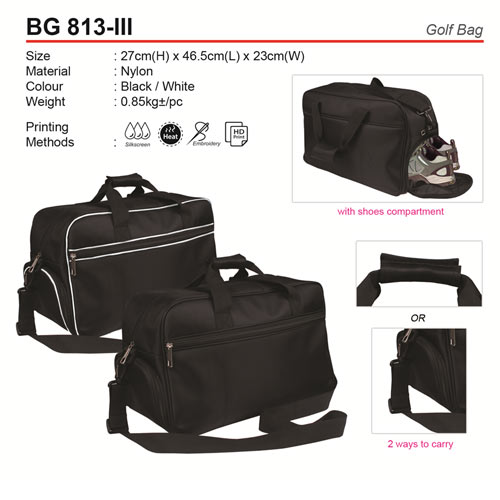 Golf Bag (BG813-III)