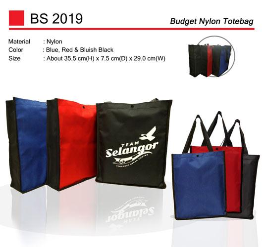 Budget Nylon Totebag (BS2019)