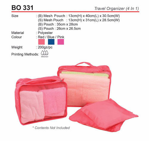 Travel Organizer (BO331)