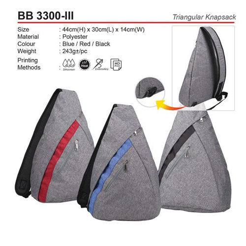 Triangular Knapsack (BB3300-III)