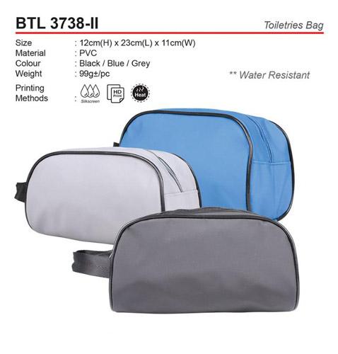 Water Resistant Toiletries Bag (BTL3738-II)